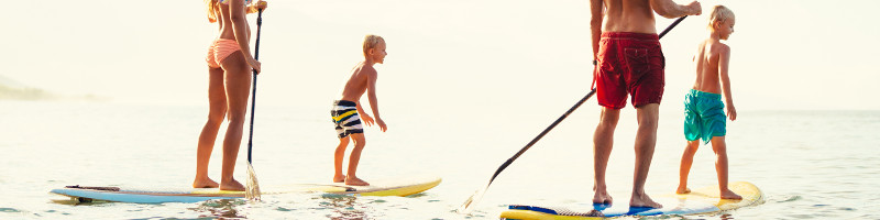 Best All Around Paddle Boards