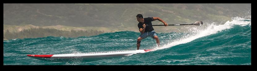 SIC Maui planning hull paddle board