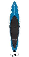 SIC F12 - hybrid paddle boards
