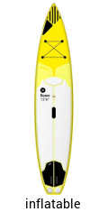 Quatro Roam Air 12.6 - inflatable sup